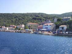 Valun island Cres Croatia