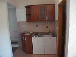 Croatia Apartment Stivan Island Cres kitchen