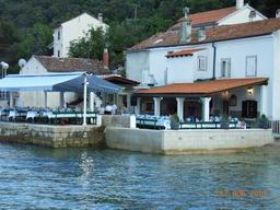 "Restaurant ""Na moru"" (By the sea) - Croatia island Cres"